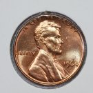 1964-D 1C Lincoln Memorial Penny. Brilliant UN-Circulted Coin.