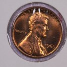1965 1C Lincoln Memorial Penny. Removed From SMS, Special Mint Set.