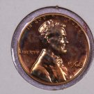 1968-S 1C Lincoln Memorial Penny. Brilliant Proof .UN-Circulated Coin. Proof strike.