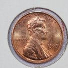 1969-S 1C Lincoln Memorial Penny. Brilliant UN-Circulated Coin.