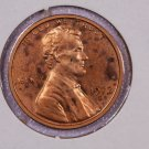 1972-S 1C Lincoln Memorial Penny. Brilliant Red Proof UN-Circulated Coin. Proof Strike.