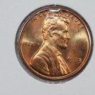 1973 1C Lincoln Memorial Penny.  Brilliant UN-Circulated Coin. Store #3443