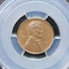 1931-D Lincoln Wheat Penny.  Nice PCGS AU-50 Graded Coin.