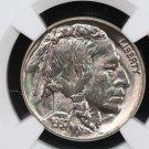 1937 Buffalo Nickel. Gem Brilliant UN-Circulated.  NGC Certified MS 65.