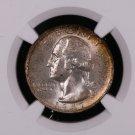 1947-S Washington Silver Quarter. Choice High Grade. WOW.  NGC MS-67. Nice Deal.