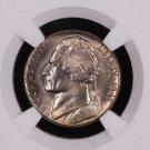 1947-D Jefferson Nickel.  NGC Graded MS-64.  #5007