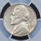 1955 Jefferson Nickel.  Authentic PCGS Holder.  MS-65.  #6356