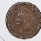 1885 Indian Head Penny.  Brown, UN-Circulated Coin.  Nice Mint State.  SALE#8301