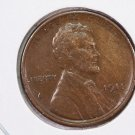 1911-S Lincoln Wheat Penny.  Nice Extra Fine Circulated Coin.  Store Sale #8379