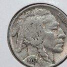 1937 Buffalo Nickel. Fine Circulated Coin.  Store Sale # 8447