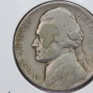 1938-D Jefferson Nickel.  Good Circulated Coin.  Store Sale # 8449