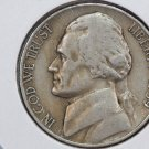 1939-D Jefferson Nickel.  Good Circulated Coin. Store Sale #8451