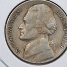 1939-S Jefferson Nickel.  Very Good Circulated Coin. Store Sale #8453