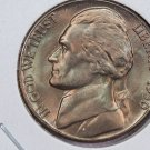 1950-D Jefferson Nickel.  Brilliant UN-Circulated Coin. Store Sale # 3955.