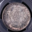 1920 Maine Half Dollar Silver Commemorative.  PCGS Certified, MS-64. Affordable.