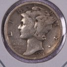 1924 Mercury Dime.  Good Circulated Coin.  Store Sale # 8622