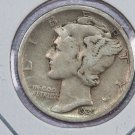 1926-D Mercury Dime.  Good Circulated Coin.  Store Sale # 8640