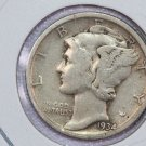 1934 Mercury Dime.  Good Circulated Coin. Store Sale #8670