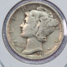 1934-D Mercury Dime. Good Circulated Coin. Store Sale #8672
