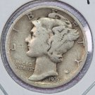 1936 Mercury Dime.  Good Circulated Coin. Store Sale # 8680