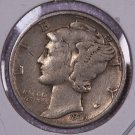 1939 Mercury Dime.  Very Good Circulated Coin.  Store Sale #8698