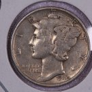 1940 Mercury Dime.  Very Good Circulated Coin.  Store Sale #8704.
