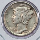 1944-S Mercury Dime.  Very Good Circulated Coin.  Store Sale #8734.