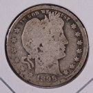 1898-O Barber Quarter.  Good Circulated Coin. Store Sale #8938.