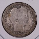 1900-S Barber Quarter. Good Circulated Coin.  Store Sale #8952.