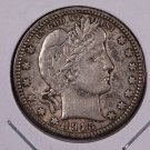 1915-D Barber Quarter.  Very Fine Circulated Coin.  Store Sale #9046.