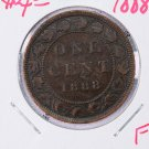 1888 Large Cent, Canada.  Large Selection In Stock.  Store Sale #9329.