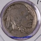 1913-D Buffalo Nickel,  Type-2.  Raised Mound.  Hard Date.  Store #9584.