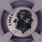 2018-S Silver Roosevelt Dime. REVERSE PROOF. Special U.S. Mint Issue. NGC PF-69.