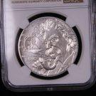 2016-P Mark Twain, Commemorative Silver Commemorative Dollar Coin. & Display Box.