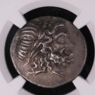 Thessalian League, Ancient Coin, 2nd - 1st Centuries. B.C. NGC graded, VF.