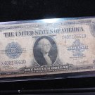 1923 $1 Large Note Silver Certificate. Horse Blanket. Nice Color. #3561