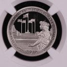 2019-S Washington Quarter. American Memorial Park. NGC PF-70, Ultra Cameo. Clad Coin. First release.