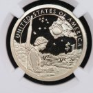 2019-S Sacagawea One Dollar, proof coin. First Release, NGC PF-69, Ultra Cameo.