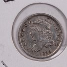 1836 Half Dime. Very Scarce Early Date Collectible Coin. Store Sale #0276.