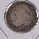 1835 Cap Bust Dime. Circulated Coin. Store #0521..