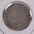 1835 Cap Bust Dime. Circulated Coin. Store #0523..