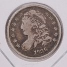 1836 Cap Bust Dime. Circulated Coin. Store #0527.