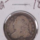 1836 Cap Bust Dime. Circulated Coin. Store #0531.