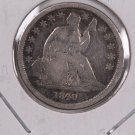 1840-O Seated Liberty Dime. Circulated Coin. Store #0570.