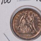 1849-O Seated Liberty Dime, Nice UN-Circulated Coin. Store #0616.
