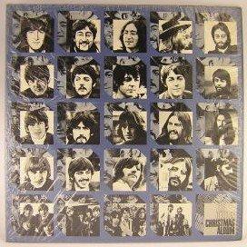 Beatles_Christmas Album_LP_Apple SBC 100_ plus Fan Club letter