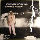 Lightnin' Hopkins_Lightnin' Hopkins Strikes Again_LP_Home Cooking HC S 102