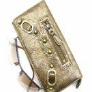 Fabulous Bronze Textured Wallet