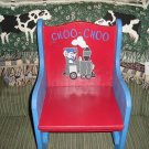 """Choo Choo"" Childrens Chair"