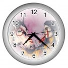 NATIVE AMERICAN with Horse Print Wall Clock, Home Decor, Office Gift Time 18983791